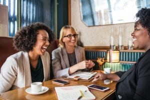 The 3 Types of People You Should Connect With Immediately